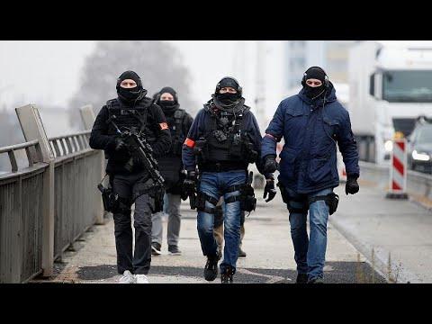 Aumenta o número de vítimas mortais de Estrasburgo