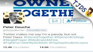 Twitter Bans Progressive Parody Account
