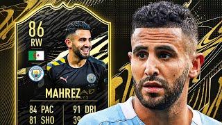 THE ALGERIAN MAGICIAN! ✨ 86 INFORM MAHREZ PLAYER REVIEW! - FIFA 21 Ultimate Team