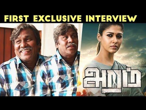 Vijay Or Joseph Vijay ? He Should Decide : Aramm Movie Director Gopi Nainar Exclusive Interview