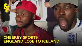 England lose to iceland | cheekysports | euros 2016 | slash football