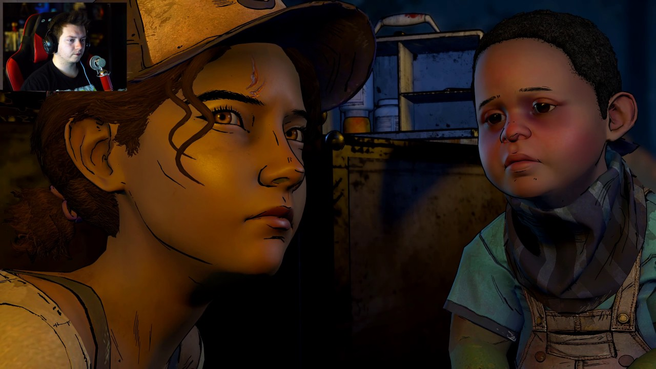 The Walking Dead A New Frontier PL #08 – UJARANY DOKTOREK?