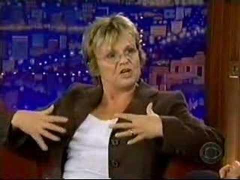 Julie Walters on Craig Ferguson Show