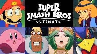 Super Smash Bros Ultimate - The Animated Intro
