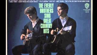 The Everly Brothers sing Silver Threads & Golden Needles (Rhodes/Reynolds)