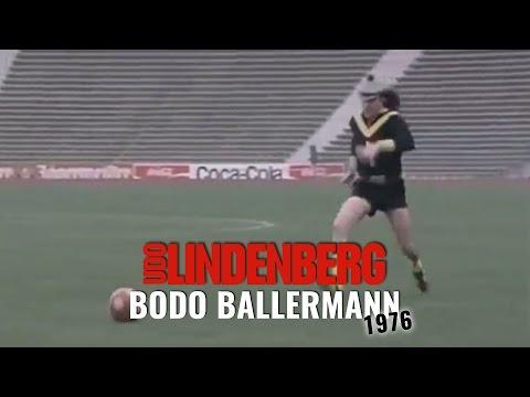 Udo Lindenberg - Bodo Ballermann (offizielles Video von 1976)