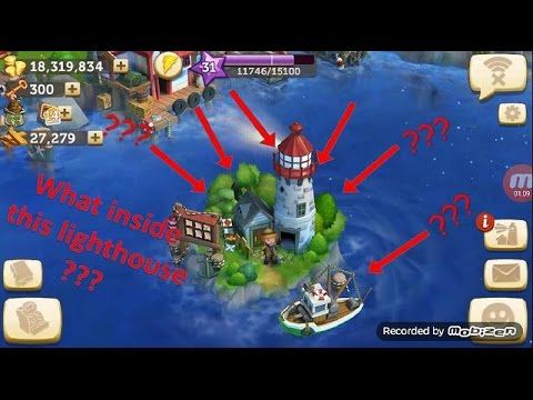 Farmville 2 country escape secret space lighthouse!!!