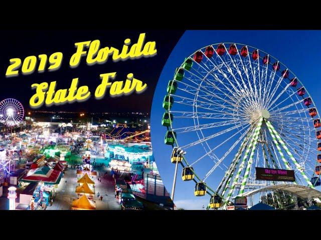 2019 Florida State Fair