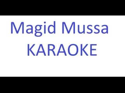 Magid Mussa Karaoke de Mocambique by Yafick Issufo