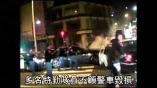 行車紀錄器-2010年11月12日保大特勤中隊警匪追逐