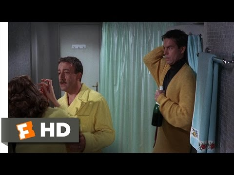 The Pink Panther (4/10) Movie CLIP - My Stradivarius! (1963) HD