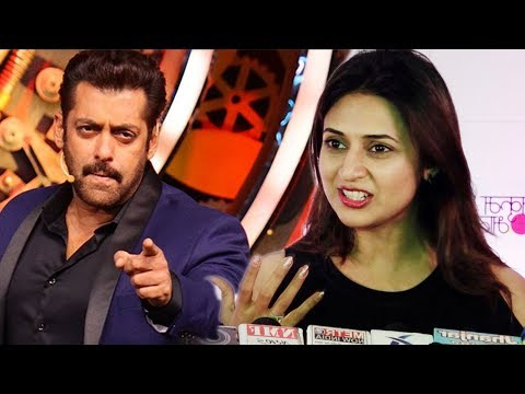 Divyanka Tripathi Strong Reaction On Salman Khan's SHOW