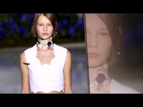 Is 14-year-old model too young to wear sheer clothing? thumbnail
