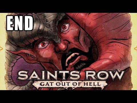 Saints Row Gat Out of Hell Walkthrough Gameplay Ending - Wedding Crashers