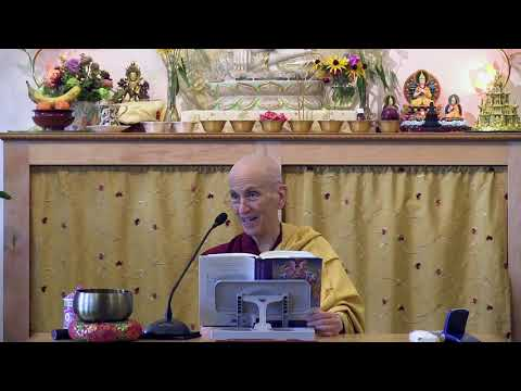 58 The Foundation of Buddhist Practice: Discerning Virtuous from Nonvirtuous Actions 08-28-20