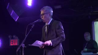 4月28日夜、ニューヨークのライヴ・ヴェニュー「LE POISSON ROUGE」で行...