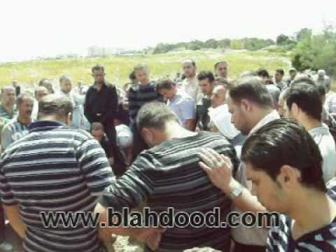 عدسة موقع بلا حدود جنازة  عارف  صبحي ملحم