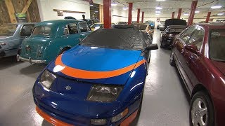 Nissan Heritage Collection | Tennessee Crossroads