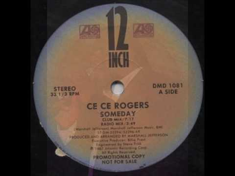 FRANKIE KNUCKLES TEARS OVER CE CE ROGERS SOMEDAY