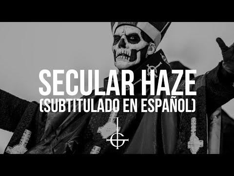 Ghost - Secular Haze (Subtitulado en Español) (En Vivo)