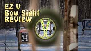 Download EZ V Bow Sight Review
