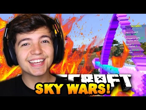 "Minecraft TEAM SKYWARS #14 ""MOST EPIC EPISODE EVER!!"" 