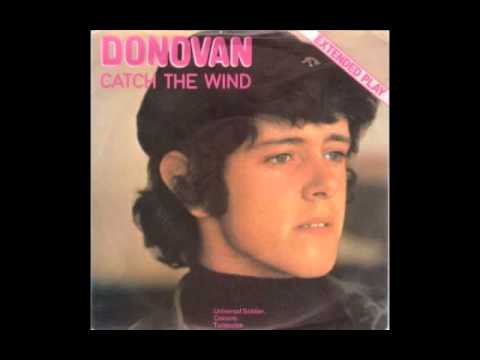 Donovan Catch The Wind Awesome old vinyl version