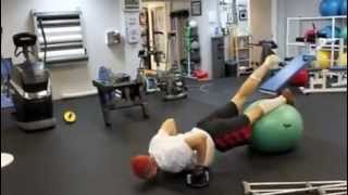 Full Body Crutch Workout