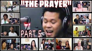 """""""THE PRAYER"""" PART 5 REACTORS REACTION COMPILATION/MARCELITO ..."""