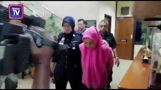 Pengasuh nafi patahkan tangan bayi