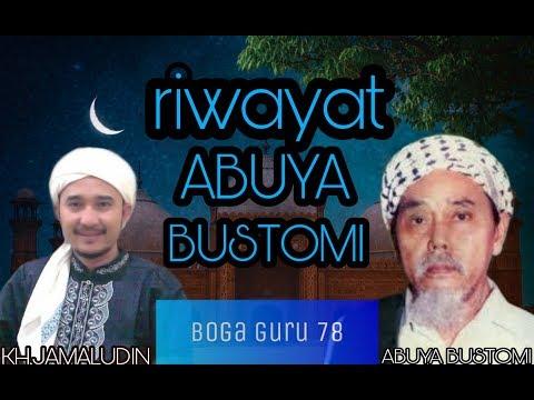 Riwayat Abuya Bustomi cisantri PANDEGLANG-BANTEN