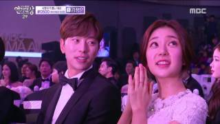 Video [2015 MBC  Drama Acting Awards] musical 'Rebecca' team the opening stage 20151230 download MP3, 3GP, MP4, WEBM, AVI, FLV Agustus 2018