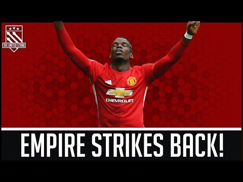 Mourinho Fights Back  MAN UTD NEWS