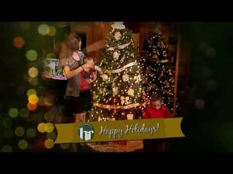 Holiday Blessings From Hanson Runsvold Funeral Home Youtube