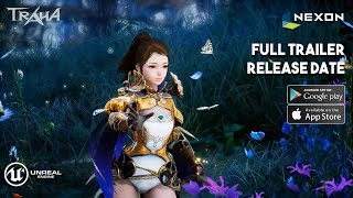 TRAHA (by Nexon) NEW Gameplay Trailer. Release Date Announce