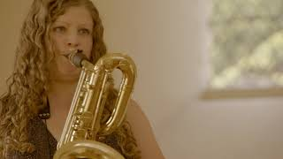 The Kiss by James Whitbourn for Saxophone Quartet. Premiered by Marici Saxes