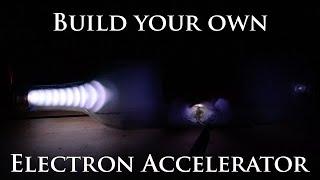 DIY Electron Accelerator - Cathode Ray Tube thumbnail