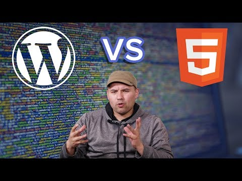 Website Builders vs Hand Coding