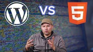 Website Builders vs Hand Coding