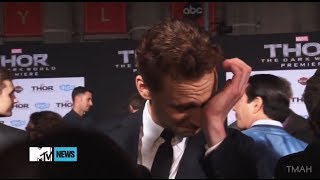 Tom Hiddleston (so done with him)