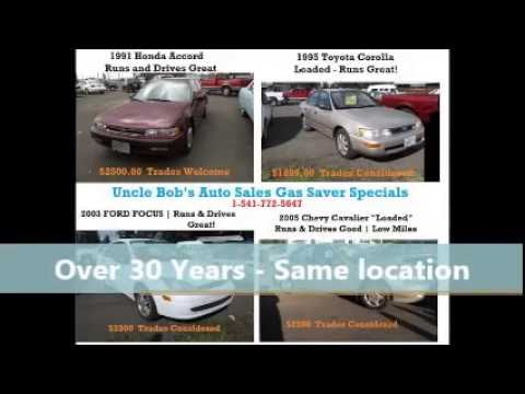Craigslist Cars Trucks For Sale Medford Or 772 5647 Youtube