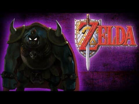 El Mejor Juego de Super Nintendo Zelda A Link To The Past P2