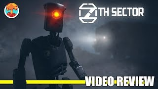 Review: 7th Sector (PlayStation 4, Xbox One & Switch) - Defunct Games