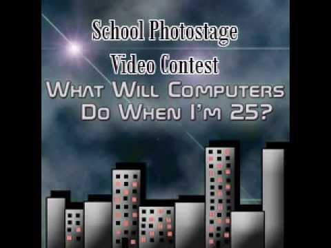 Prairie Junior High School 1 - What will computers do when I'm 25 - PhotoStage video contest