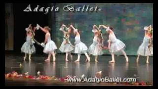 Ballet & Dance Performance - Adagio Ballet - Waltz