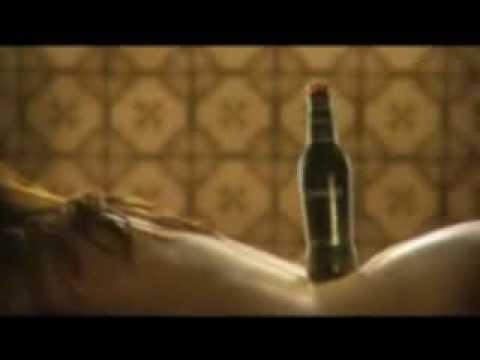 Lustige Bier Werbung