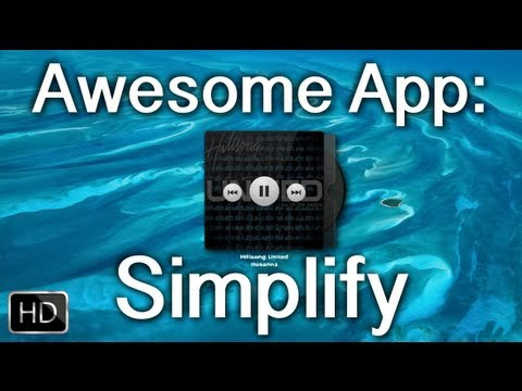 Awesome App - Simplify