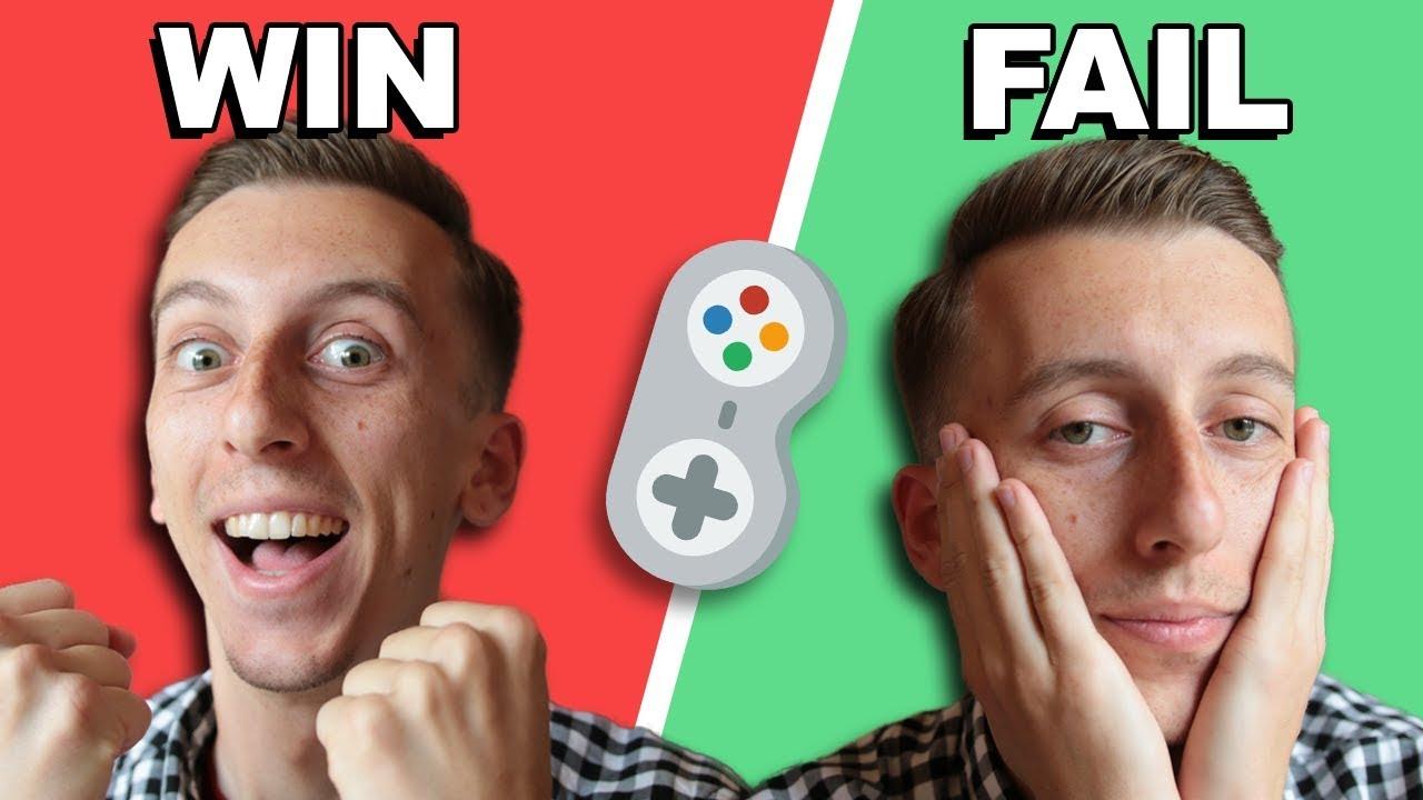 KAŻDY GAMER TAK MIAŁ! | Win & Fail compilation!