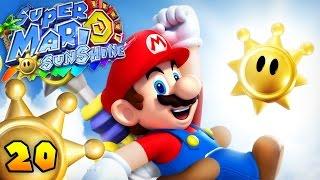 SUPER MARIO SUNSHINE : Episode 20 | Les soleils des 100 pièces !