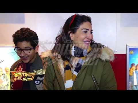 وفاء عامر تبكي في أول لقاء يجمعها بإبنها عمر